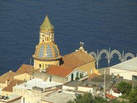 Praiano Eglise