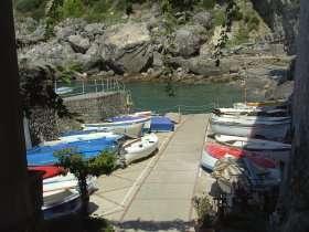 Praiano bateaux