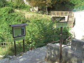 sentiero degli dei - depart Bomerano