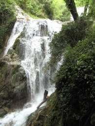 Valle dei Mulini watervallen