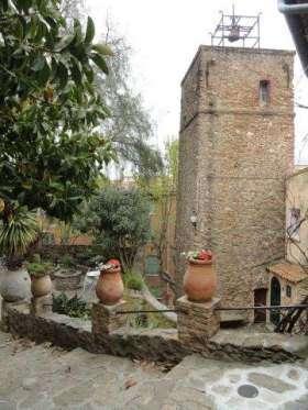 Bormes-les-Mimosa - historisch centrum