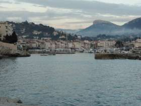 Cassis - haven