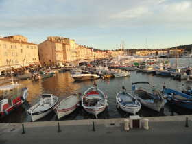 Saint-Tropez haven
