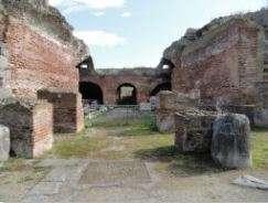 amphitheater Flavio