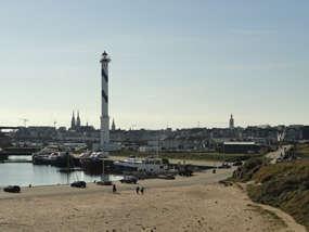Stadszicht Oostende