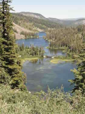 Twin Lakes - Mammoth