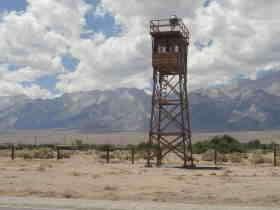 Manzanar - wachttoren