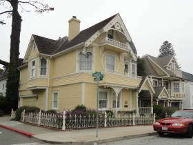 Pacific Grove - Victorian House