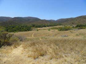 La Jolla Canyon trail - wandeling