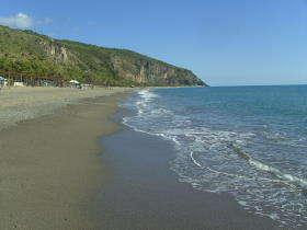 Palinuor strandwandeling