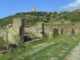 Velia - archeologische site