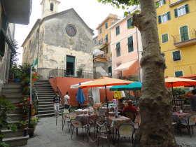 Piazza Corniglia