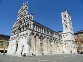 Lucca - San Michele