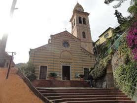 Kerk van Portofino