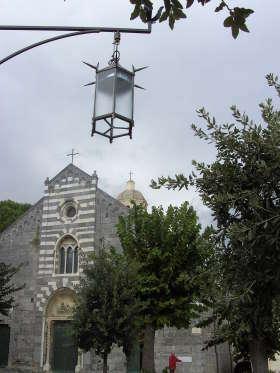 Portovenere - kathedraal San Lorenzo