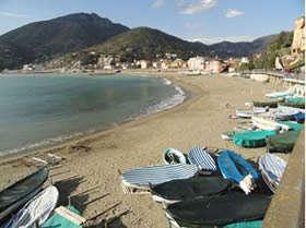 Strand Levanto