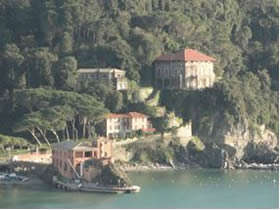 Villa Agnelli in Levanto