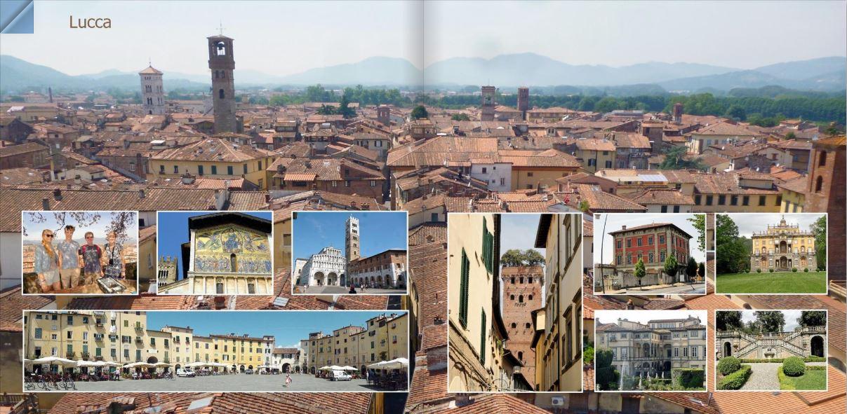 fotoboek Lucca