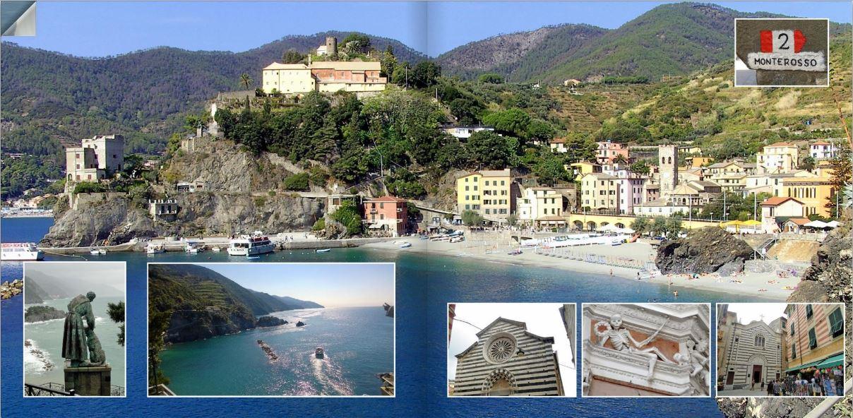 fotoboek Monterosso