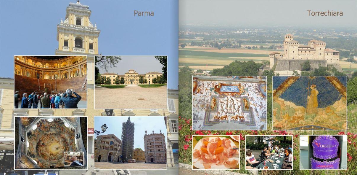 fotoboek Parma