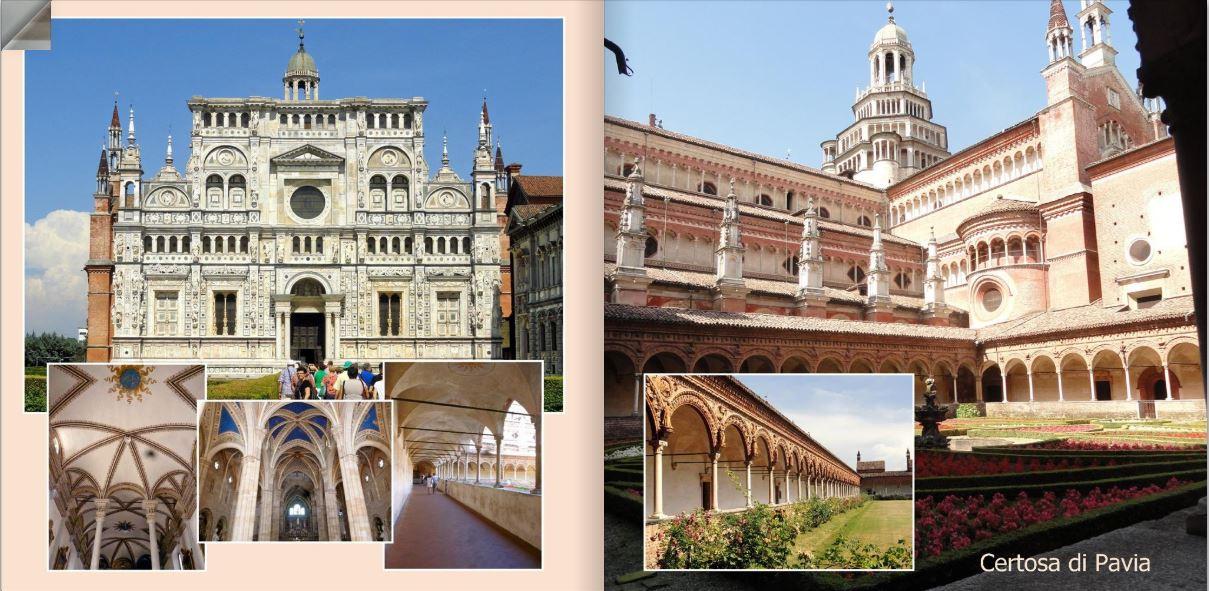 fotoboek Pavia