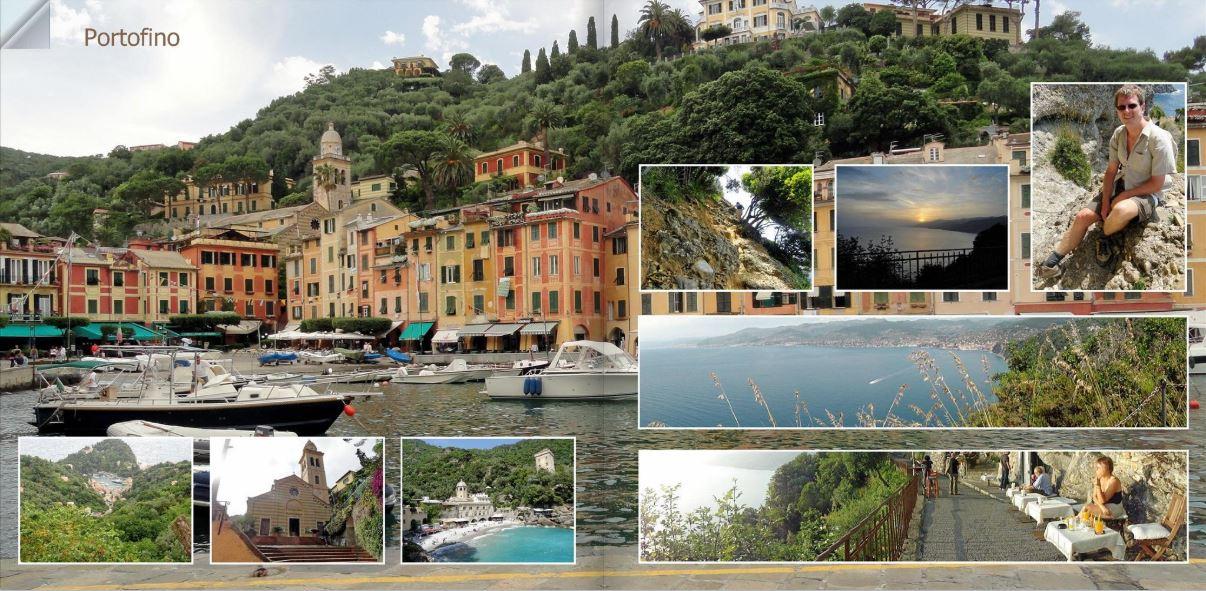 fotoboek Portofino