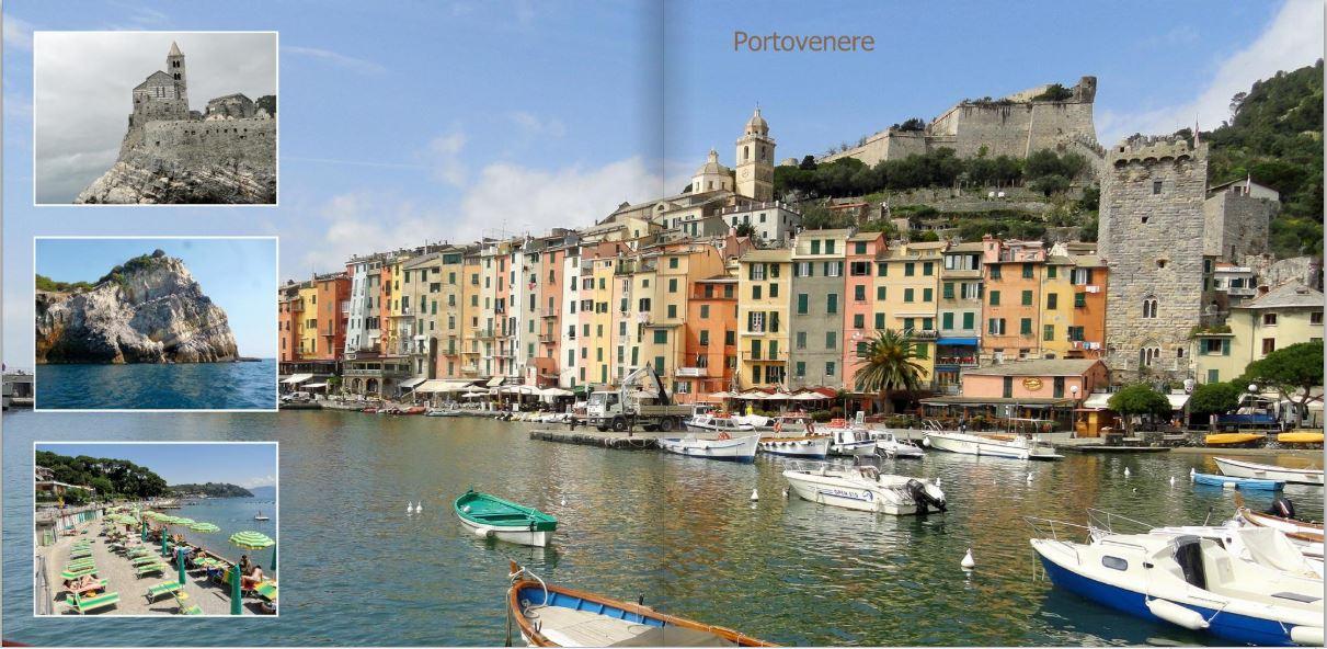fotoboek Portovenere