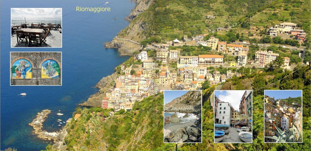 fotoboek Riomaggiore