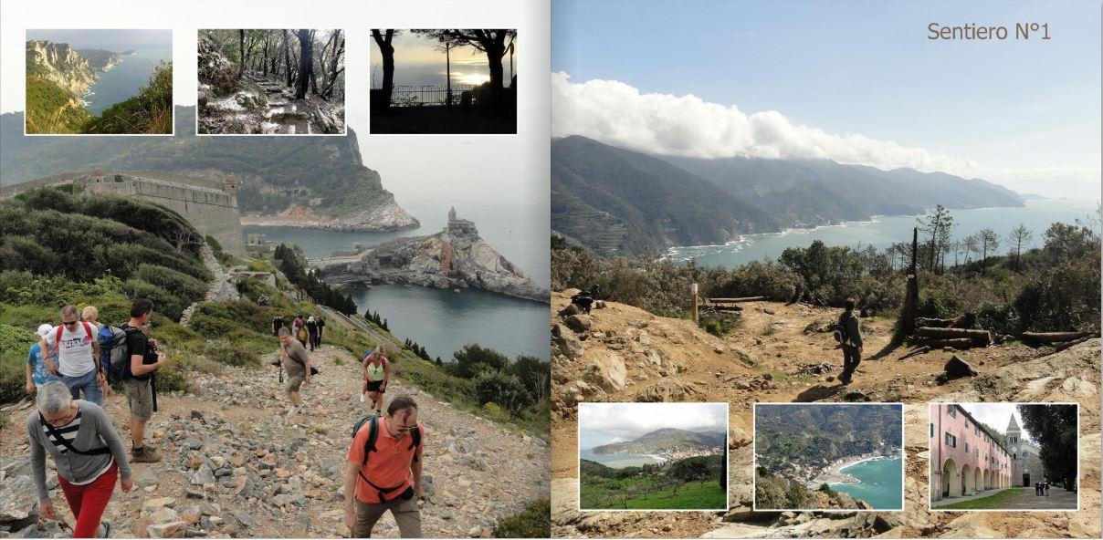 fotoboek Sentiero 1