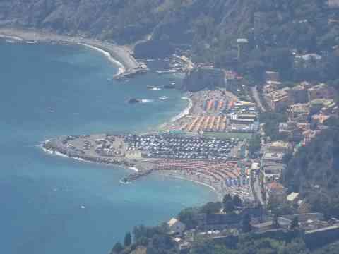Monterosso vanop de SP370