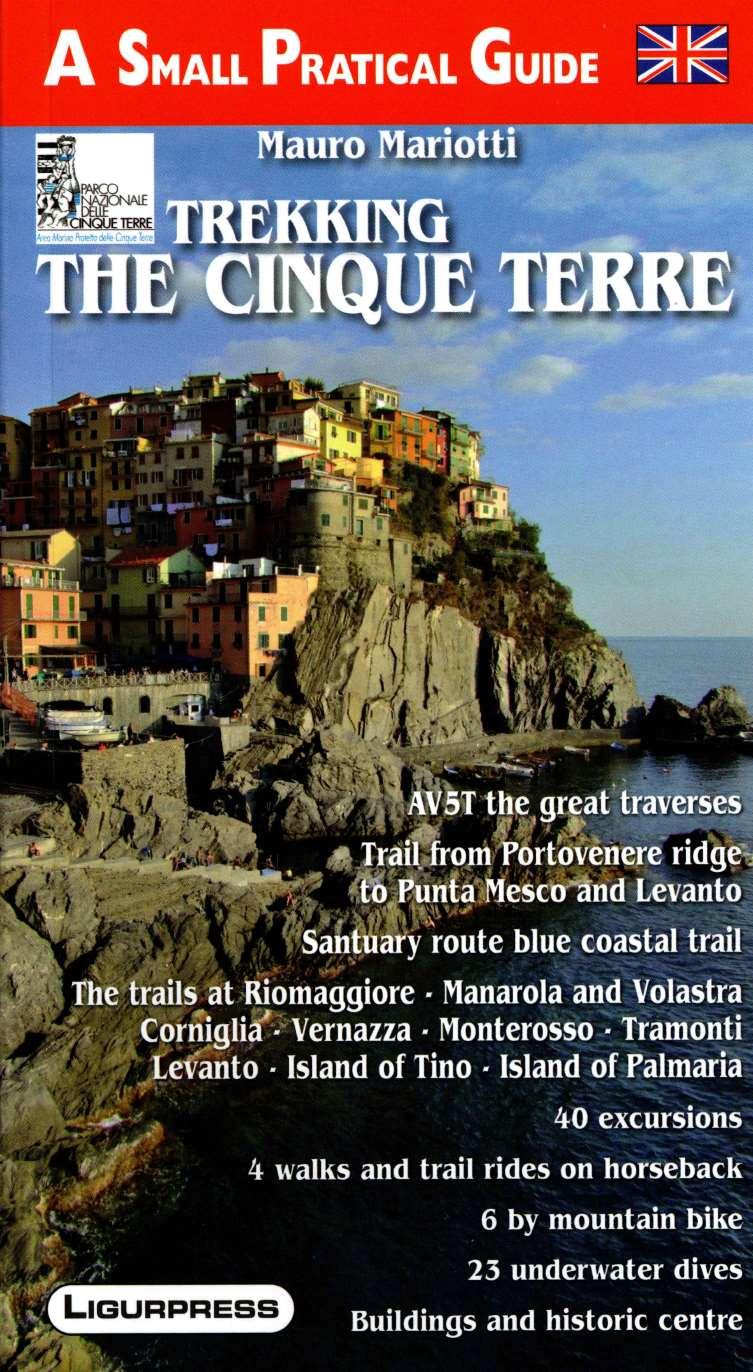 Wandelgids Cinque Terre