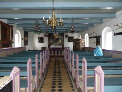 Mandø kerk