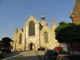 Eglise St Jean Baptiste - Bourbourg