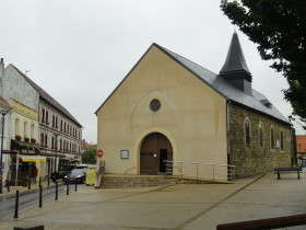Wissant kerk