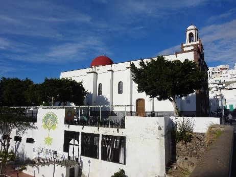 Iglesia Agaete