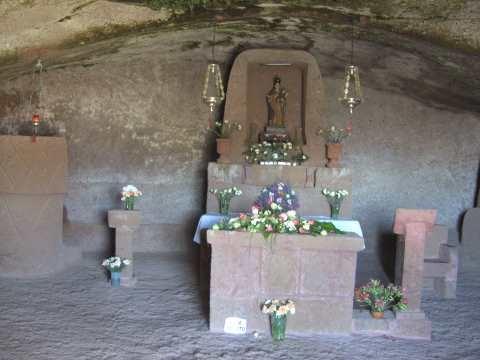 Virgen de la Cuevita