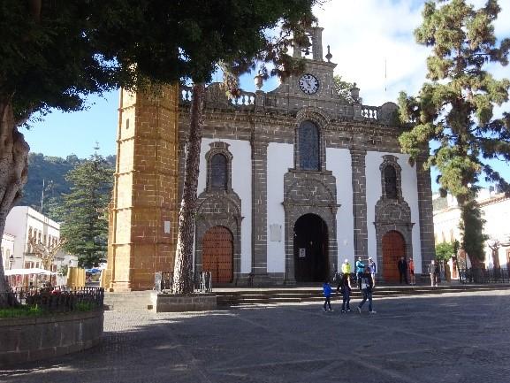 Basilica minor Teror