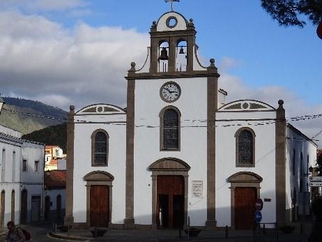 L'église de Tunte