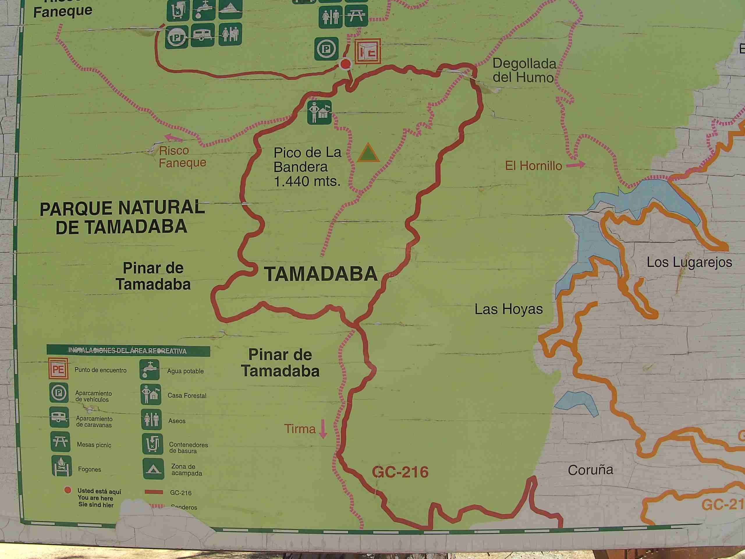 Kaartje Tamadaba