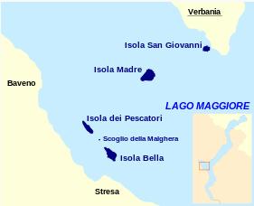 kaart_isole Borromeo