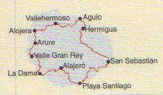 GR132 La Gomera