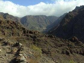 Binnenland La Gomera