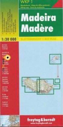 Kompass Wandelkaart