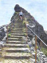 Wandeling PR1 Madeira