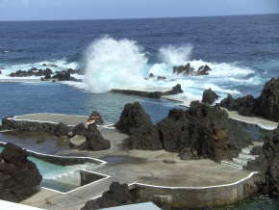 Porto Moniz natuurlijke zwembaden