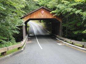 Scenic Drive - overdekte brug