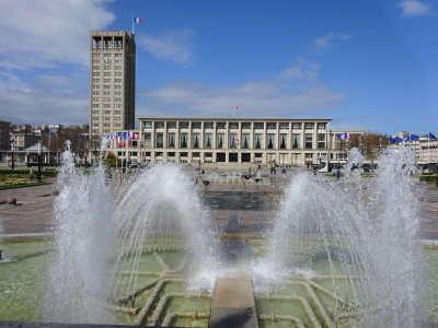 Stadhuis Le Havre