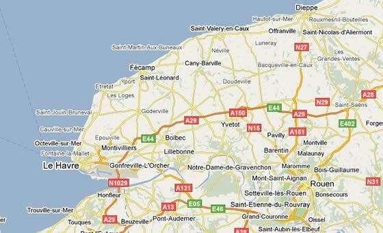 Monet map