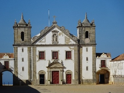 Santuario Cabo Espichel