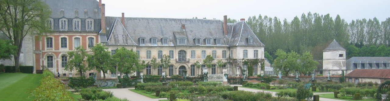 De abdij van Valloires